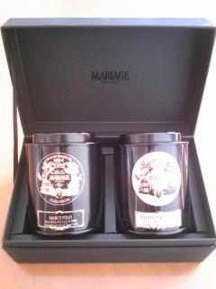 マリアージュ フレールの紅茶